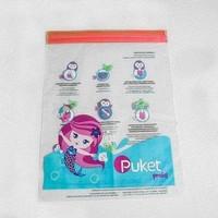 Saco em Plástico Ziplock Personalizados