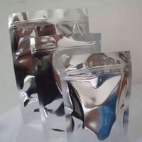Saco ziplock metalizado